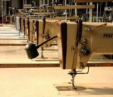 Cammelli S r l  - Industrial sewing machines, spreading